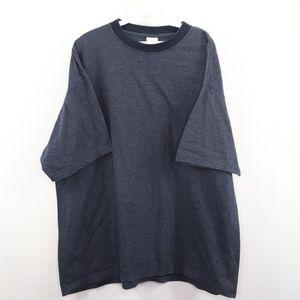 90s Jockey Mens XL Striped Short Sleeve T Shirt